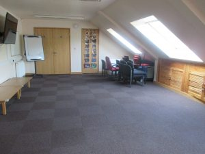 Malvern Street Training Room 1
