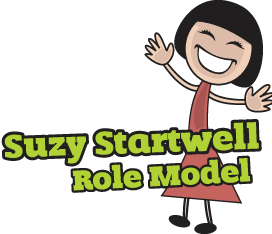 Suzy Startwell Role Model