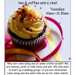 Tea and Coffee Sessions at the Farm Over 50's