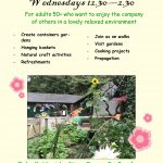 Gardening Sessions at the Farm Over 50's