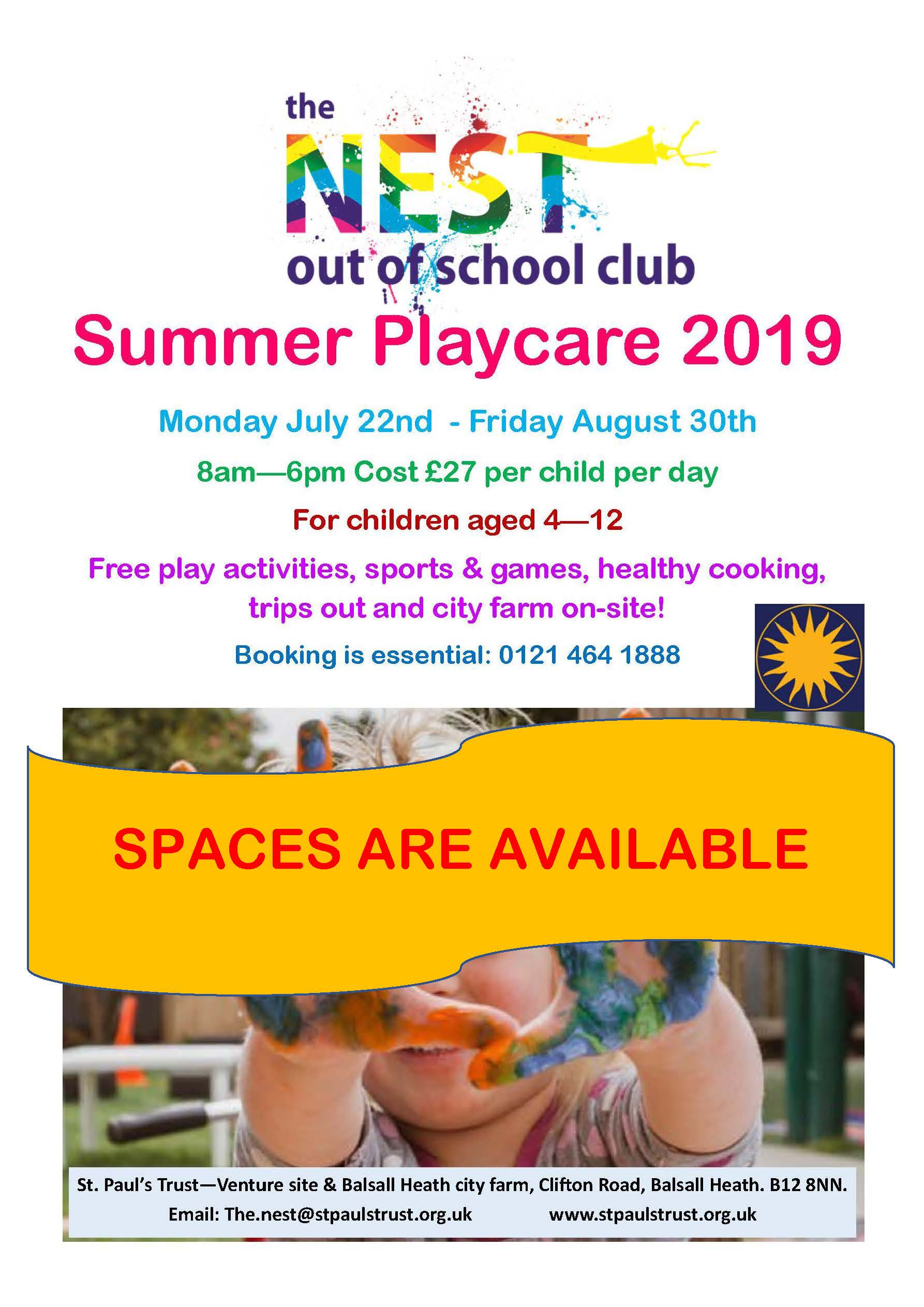Playscheme Flyer
