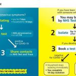 NHS Test and Trace Service Information
